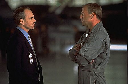 Billy Bob Thornton ja Bruce Willis