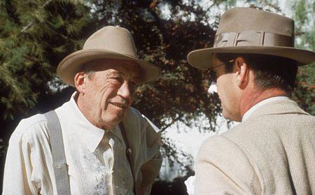 John Huston ja Jack Nicholson