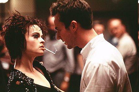 Helena Bonham Carter ja Edward Norton