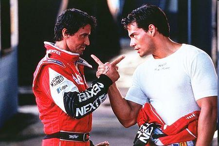 Sylvester Stallone ja Cristián de la Fuente