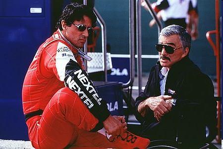 Sylvester Stallone ja Burt Reynolds