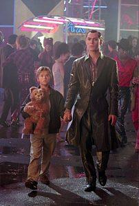 Haley Joel Osment ja Jude Law