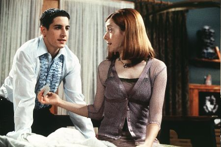 Jason Biggs ja Alyson Hannigan