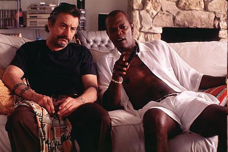 Robert De Niro ja Samuel L. Jackson