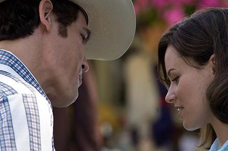 Josh Brolin ja Elizabeth Banks.