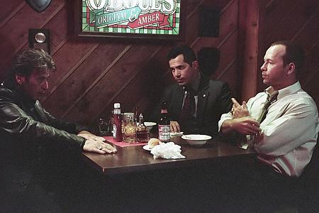 Al Pacino, John Leguizamo ja Donnie Wahlberg