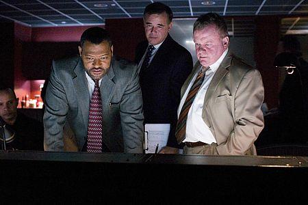 Laurence Fishburne, Spencer Garrett ja Jack McGee