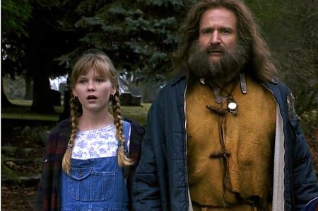 Kirsten Dunst ja Robin Williams