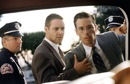 Russell Crowe ja Guy Pearce