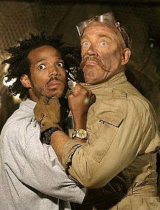 Marlon Wayans ja J.K. Simmons