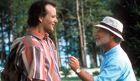 Bill Murray ja Richard Dreyfuss