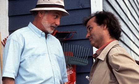 Richard Dreyfuss ja Bill Murray