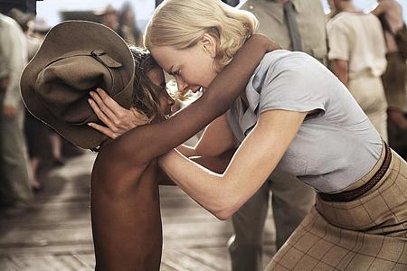 Nicole Kidman halailee