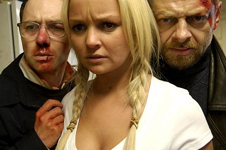 Reece Shearsmith, Jennifer Ellison, Andy Serkis