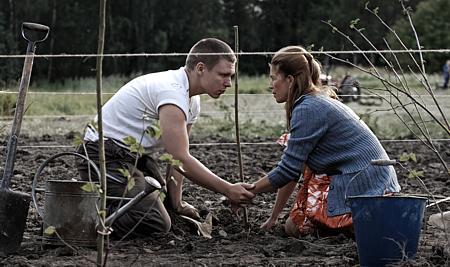 Eero Milonoff ja Kristiina Halttu
