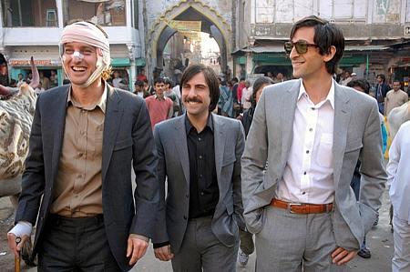 Owen Wilson, Jason Schwartzman ja Adrien Brody