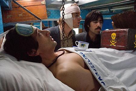 Adrien Brody, Owen Wilson ja Jason Schwartzman