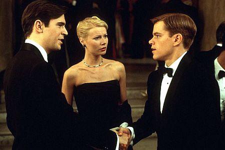 Jack Davenport, Gwyneth Paltrow ja Matt Damon
