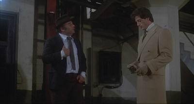 Burt Young ja Sylvester Stallone