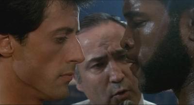 Sylvester Stallone ja Mr. T