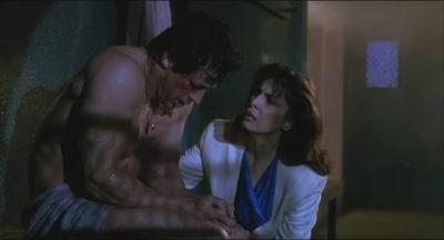Sylvester Stallone ja Talia Shire