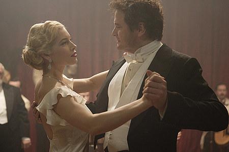 Jessica Biel ja Colin Firth