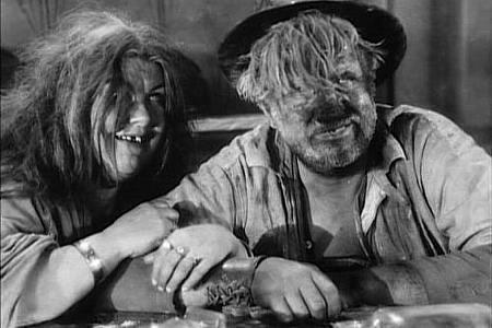 Florence Gibson ja Jack Curtis