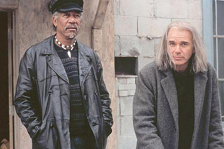 Morgan Freeman ja Billy Bob Thornton