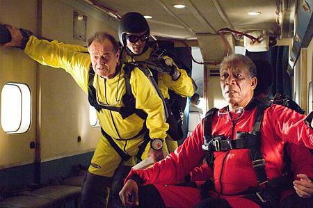 Morgan Freeman ja Jack Nicholson