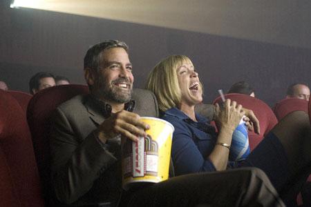 George Clooney ja Frances McDormand