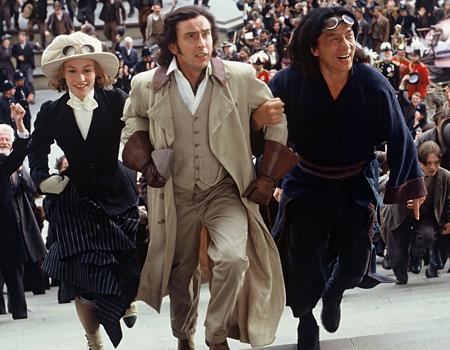 Cécile De France, Steve Coogan ja Jackie Chan