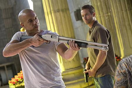 Vin Diesel ja Paul Walker