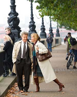 Dustin Hoffman ja Emma Thompson