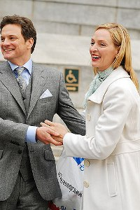 Colin Firth ja Uma Thurman
