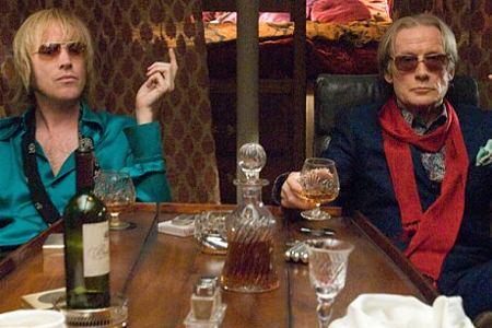 Rhys Ifans ja Bill Nighy