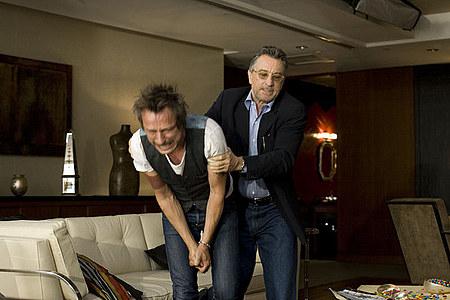 Robert De Niro ja Michael Wincott