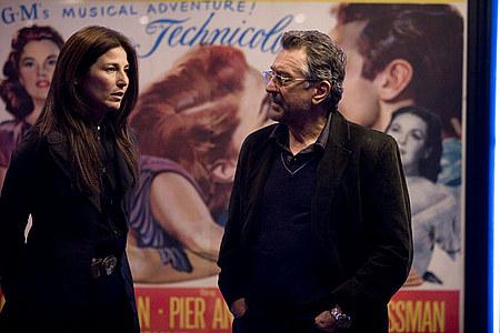 Robert De Niro ja Catherine Keener