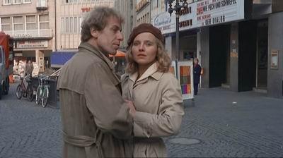 Rüdiger Vogler ja Hanna Schygulla