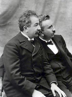 Lumiéren veljekset, Louis ja Auguste