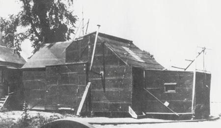 Thomas Edisonin lasikattoinen elokuvastudio