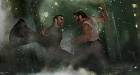 Wolverine ja Sabretooth