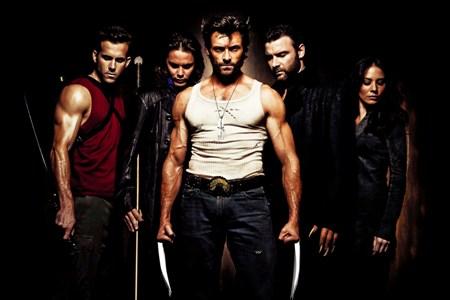 Deadpool, Gambit, Wolverine, Sabretooth, Kayla