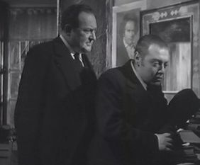 Edward Arnold ja Peter Lorre
