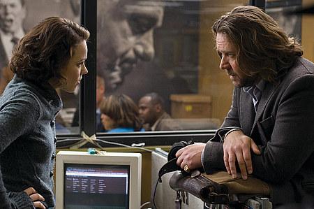 Rachel McAdams ja Russell Crowe