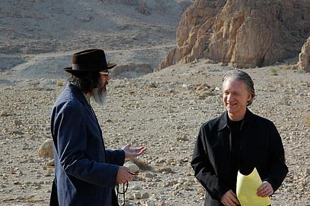 Larry Charles ja Bill Maher