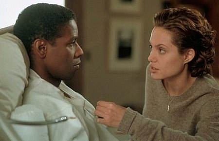 Denzel Washington ja Angelina Jolie