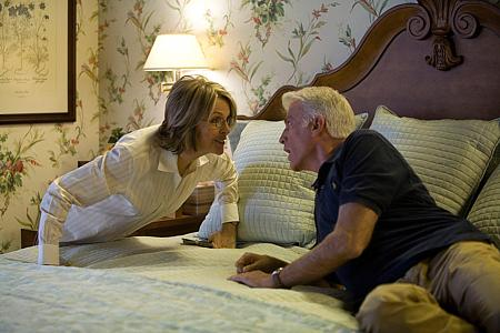 Diane Keaton ja Ted Danson