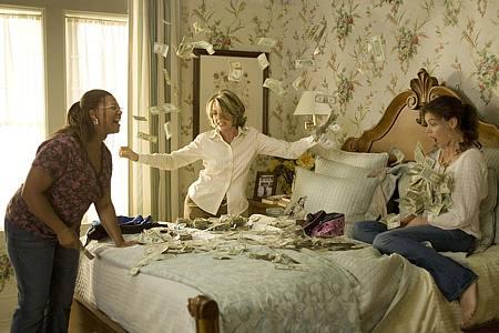Queen Latifah, Diane Keaton ja Katie Holmes