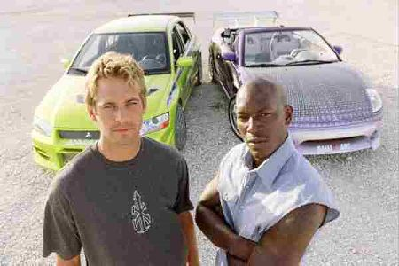 Paul Walker ja Tyrese Gibson