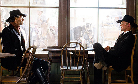 Jeremy Irons ja Ed Harris